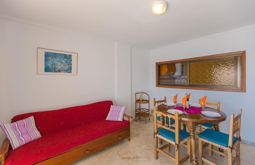 Аренда квартиры в кальпе в испании