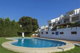 Apartamento en Altea, en la Costa Blanca, España  con piscina comunitaria para 6 personas, Altea