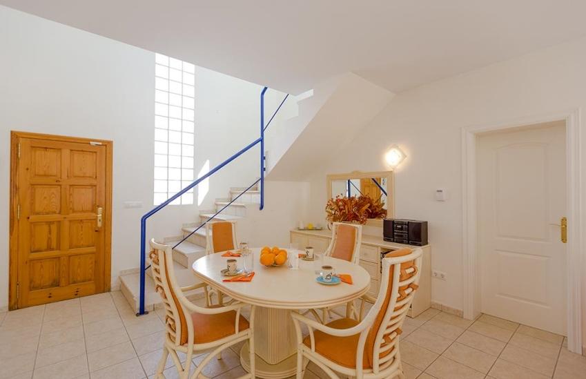 Casa de vacaciones en alquiler de invierno en benissa olivos invierno villas guzm n - Alquiler apartamentos costa blanca ...