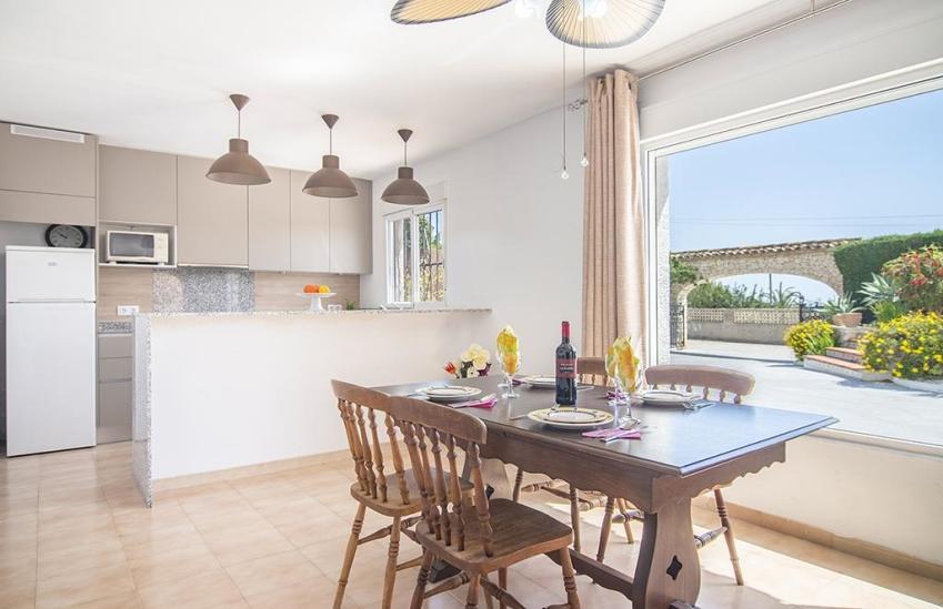 Villa en alquiler vacacional en benissa casa del rull 6 - Alquiler apartamentos costa blanca ...