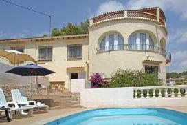 Villa  con piscina privada en Benissa, en la Costa Blanca, España para 14 personas, Benissa