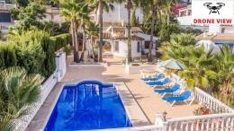 Villa Ricarda,Villa maravillosa y confortable  con piscina privada en Benissa, en la Costa Blanca, España para 4 personas...