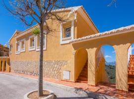 Apartamento bonito y confortable en Benitachell, en la Costa Blanca, España para 2 personas
