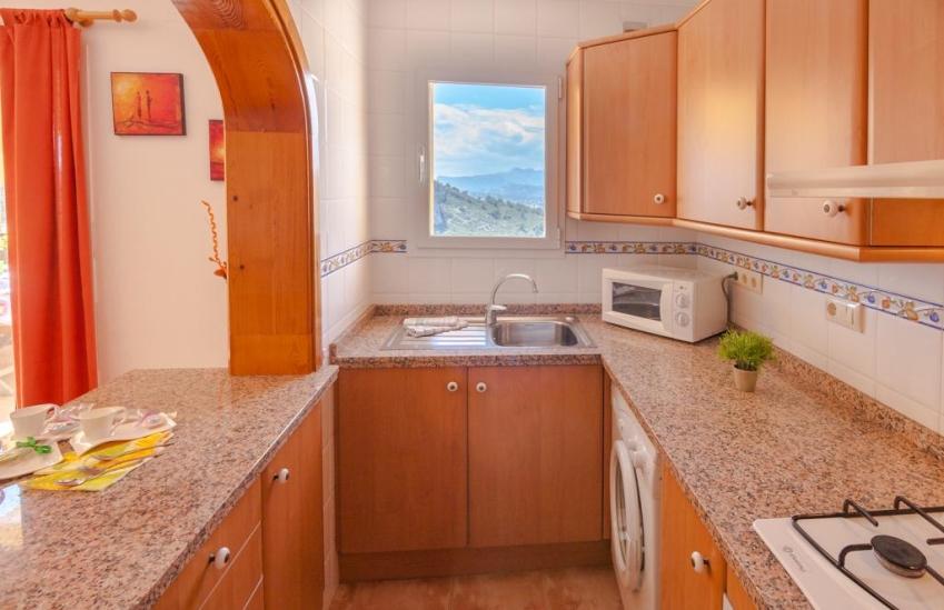 Apartamento en alquiler vacacional en benitachell - Alquiler apartamentos costa blanca ...