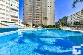 Apartamento de vacaciones con una capacidad máxima para 4 personas. Calpe, Costa Blanca., Calpe