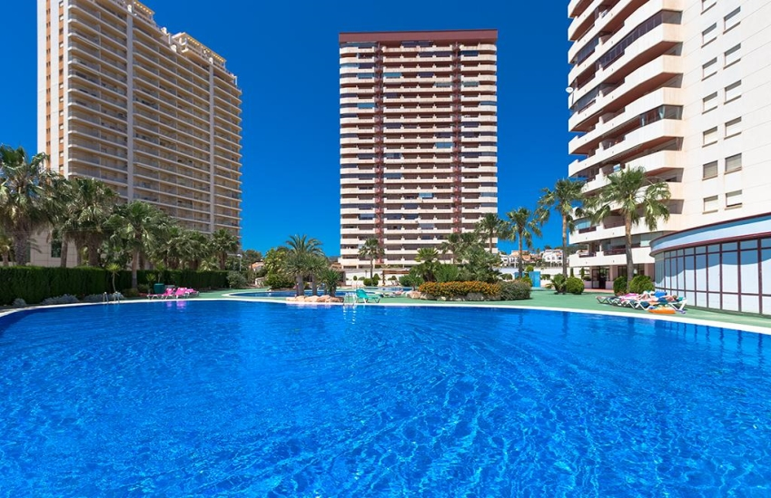 Apartamento en alquiler vacacional en calpe coral beach 4 - Alquiler apartamentos costa blanca ...
