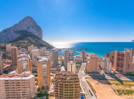 holiday rentals in calpe