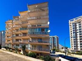 Apartamento en Calpe, en la Costa Blanca, España para 4 personas