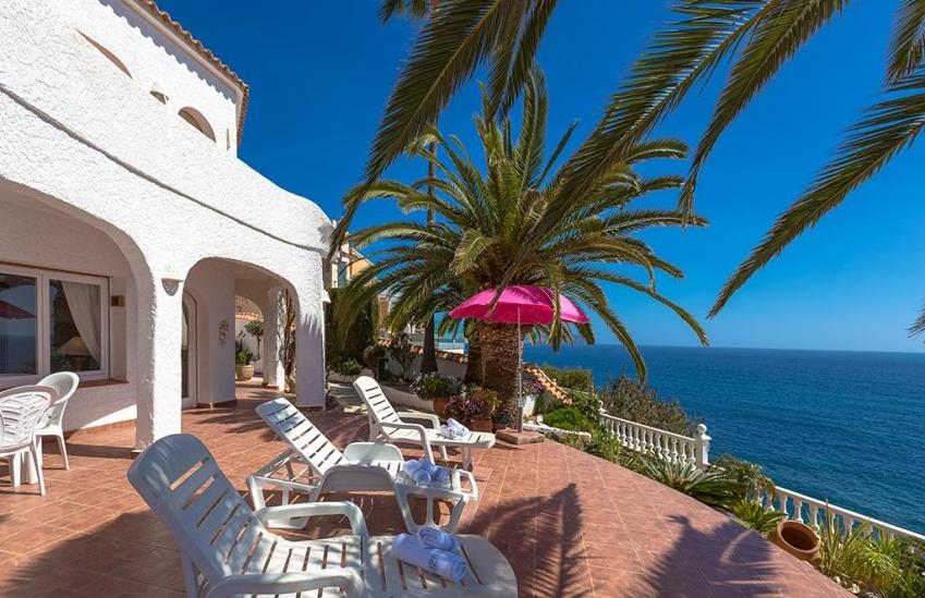 Casa de vacaciones en calpe basetes 4 villas guzm n - Alquiler apartamentos costa blanca ...