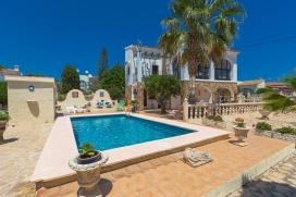 Villa bonita y confortable en Calpe, en la Costa Blanca, España  con piscina privada para 2 personas, Calpe