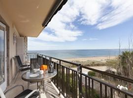 Apartamento bonito y clásico en Denia, en la Costa Blanca, España para 4 personas