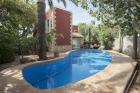 Don Pedro,Villa clásica y confortable  con piscina privada en Denia, en la Costa Blanca, España para 6 personas...