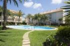 Golden Garden,Apartamento moderno y confortable  con piscina comunitaria en Javea, en la Costa Blanca, España para 4 personas...