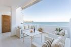 Jardines de Karine,Apartamento bonito y confortable en Javea, en la Costa Blanca, España  con piscina comunitaria para 6 personas...