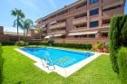 Jardines del Pueblo,Apartamento bonito y confortable en Javea, en la Costa Blanca, España  con piscina comunitaria para 4 personas...