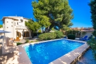 La Gaviota,Casa de vacaciones clásica y graciosa en Javea, en la Costa Blanca, España  con piscina privada para 4 personas...