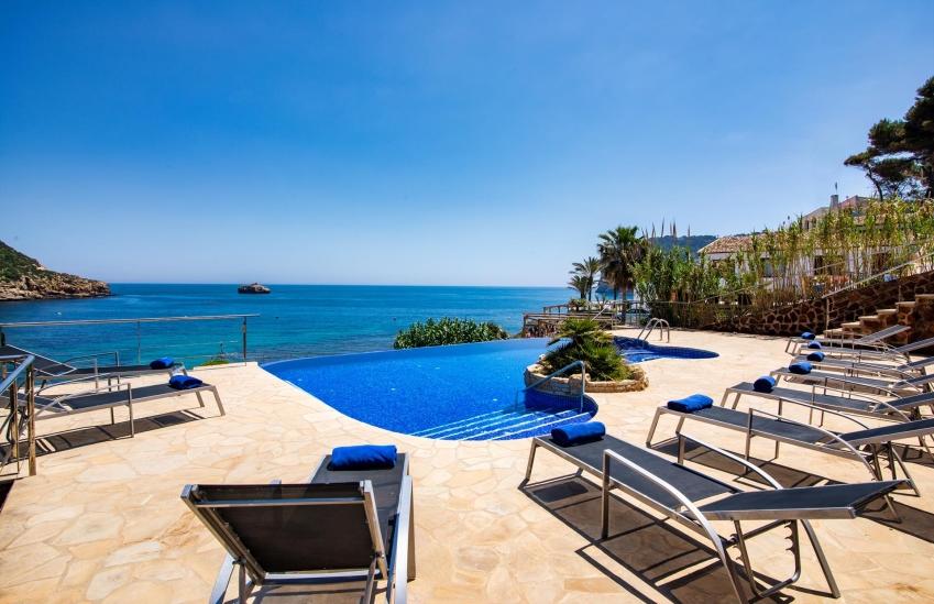 Villa en alquiler vacacional en javea casa alicia10 for Casas rurales alicante con piscina