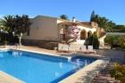 Casa Liamar,Villa bonita y acogedora en Javea, en la Costa Blanca, España  con piscina privada para 4 personas...