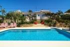 La Puerta Roja 6 pax,Villa grande y confortable  con piscina privada en Javea, en la Costa Blanca, España para 6 personas...