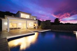 Villa  con piscina privada en Javea, en la Costa Blanca, España para 8 personas, Javea