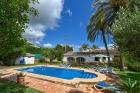 Villa Nathalie 4,Villa bonita y confortable en Javea, en la Costa Blanca, España  con piscina privada para 4 personas...