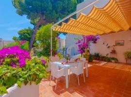 Casa de vacaciones en Moraira, en la Costa Blanca, España para 5 personas
