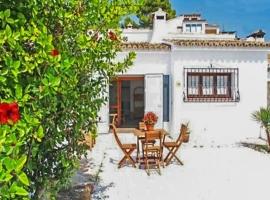 Casa de vacaciones en Moraira, en la Costa Blanca, España para 2 personas