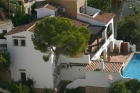 Casa Bambu 2,Villa  con piscina privada en Moraira, en la Costa Blanca, España para 2 personas...