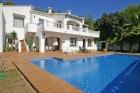 Casa Barry,Villa maravillosa y clásica en Moraira, en la Costa Blanca, España  con piscina privada para 10 personas...