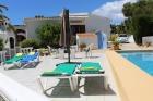 Casa Calma 4,Villa bonita y clásica  con piscina privada en Moraira, en la Costa Blanca, España para 4 personas...