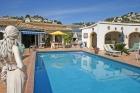 Casa Catherina 4,Villa clásica y acogedora en Moraira, en la Costa Blanca, España  con piscina privada para 4 personas...