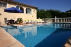 Casa Granada,Villa maravillosa y acogedora en Moraira, en la Costa Blanca, España  con piscina privada para 6 personas...