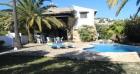 Casa Rio Gorgos 6,Villa grande y clásica en Moraira, en la Costa Blanca, España  con piscina privada para 6 personas...
