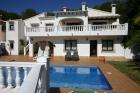 Villa Barry 6,Villa preciosa y clásica  con piscina privada en Moraira, en la Costa Blanca, España para 6 personas...