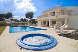 Villa  con piscina privada en Moraira, en la Costa Blanca, España para 10 personas, Teulada