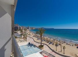 Appartement à Calpe, sur la Costa Blanca, Espagne  avec piscine communale pour 4 personnes
