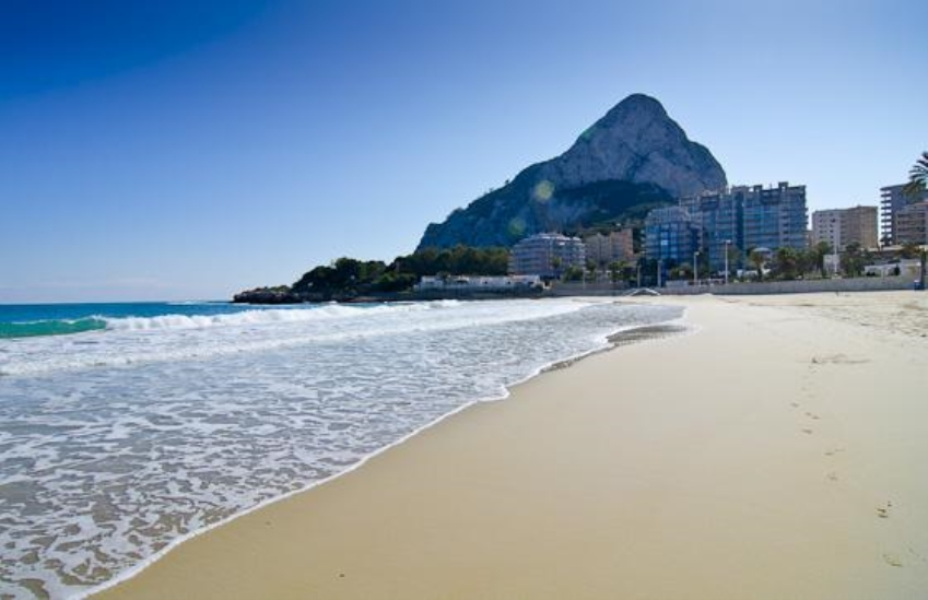Location Calpe Appartement