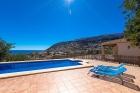 Bou 2,Belle villa comfortable à Calpe, sur la Costa Blanca, Espagne  avec piscine privée pour 2 personnes...