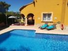 Villa Cereza,Location dans la region...