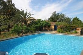 Villa rustique et charmante avec piscine privée à Jesús Pobre, sur la Costa Bla, Javea