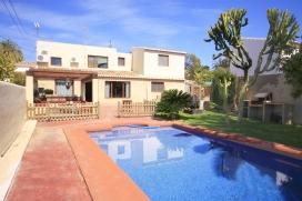 Villa charmante et romantique  avec piscine privée à Javea, sur la Costa Blanca, Espagne p, Javea