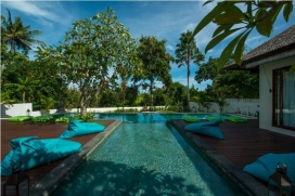 Beautiful and nice villa in Canggu, Bali, Indonesia  with private pool for 8 persons, Canggu
