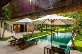 Beautiful and nice villa  with private pool in Jimbaran, Bali, Indonesia for 6 persons, Jimbaran