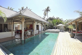 Wonderful and luxury villa in Seminyak, Bali, Indonesia  with private pool for 8 persons, Seminyak