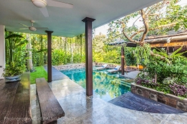Built in 2011 villa Besok hails all the new innovations and comforts of a first class modern day holiday villa. From award winning lighting to inspire any mood, to your own on-screen food delivery service it will be an experience to remember. Taking , Seminyak