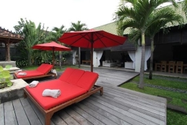 Large and luxury villa in Seminyak, Bali, Indonesia  with private pool for 8 persons, Seminyak