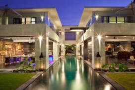 Modern and luxury villa in Seminyak, Bali, Indonesia  with private pool for 10 persons, Seminyak