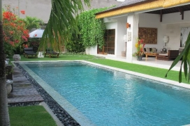 Large and luxury villa  with private pool in Seminyak, Bali, Indonesia for 4 persons, Seminyak