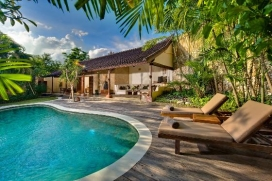 Wonderful and luxury villa in Seminyak, Bali, Indonesia  with private pool for 2 persons, Seminyak