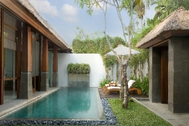 Modern and luxury villa  with private pool in Seminyak, Bali, Indonesia for 2 persons, Seminyak